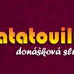 Rozvoz jedla z RATATOUILLE donášková služba